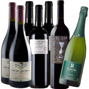 Christmas sale DOQ Priorat + Cava Renardes Brut Nature