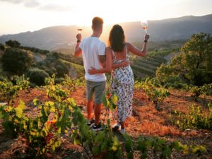 Spains best wineries and wine tastings, visiting DOQ Priorat winery, wine travel with Celler Devinssi